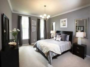 Green Hills Painting Bedroom